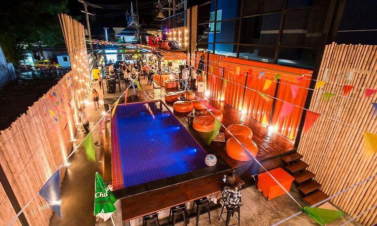 Ubox Hostel Koh Samui: Cheap Holidays in Koh Samui